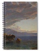 The Isle Of Capri Spiral Notebook