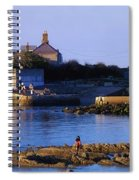 The James Joyce Tower, Sandycove, Co Spiral Notebook