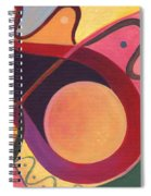 The Joy Of Design I Part Four Spiral Notebook