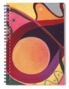 The Joy Of Design I Part Three Spiral Notebook