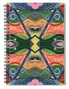 The Joy Of Design V Arrangement Nature Matters Spiral Notebook