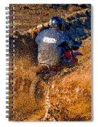 The Joy Of Mud Spiral Notebook
