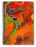 The Joys Of Summer II Spiral Notebook