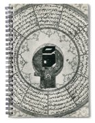 The Kaaba Spiral Notebook