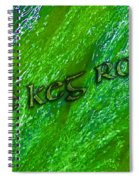 The Keg Room With Harps Spiral Notebook