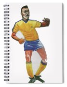 The King Pele Spiral Notebook