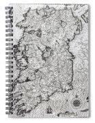 The Kingdom Of Ireland Spiral Notebook