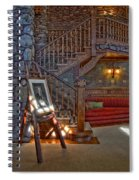 The King's Living Room Spiral Notebook
