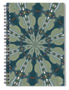 The Lace Spiral Notebook