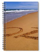The Land Of Oz Spiral Notebook