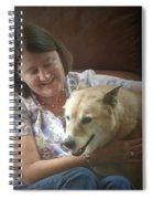 The Last Days Spiral Notebook