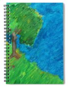 The Last Of August Spiral Notebook