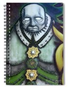 The Leader  Spiral Notebook