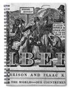 The Liberator Masthead Spiral Notebook