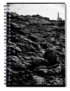 The Lighthouse1 Spiral Notebook
