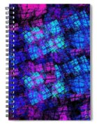 The Lights Are On But No One Is Home Spiral Notebook