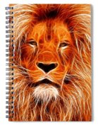 The Lions King Spiral Notebook