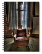 The Lone Seat Spiral Notebook