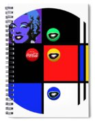 The Long Goodbye Spiral Notebook