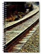 The Long Way Home Spiral Notebook