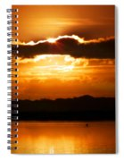 The Magic Of Morning Spiral Notebook