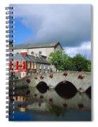 The Mall, Westport, Co Mayo, Ireland Spiral Notebook