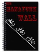 The Manayunk Wall Spiral Notebook