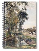 The Manor Farm Spiral Notebook