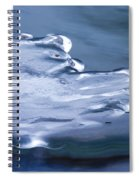 The March Of Winter Spiral Notebook