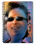 The Master Planner Spiral Notebook