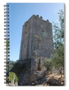 The Medieval Tower Spiral Notebook