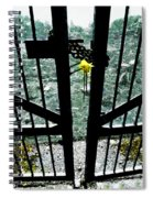 The Memorial Gates Spiral Notebook