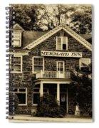 The Mermaid Inn - Chestnut Hill Spiral Notebook