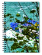 The Mist Before The Mist Spiral Notebook