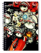 The Mod Generation Spiral Notebook