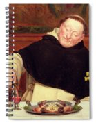 The Monk's Repast Spiral Notebook