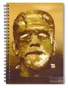The Monster II Spiral Notebook