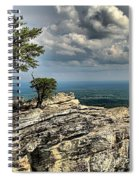 The Mountain Lookout Spiral Notebook