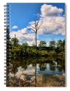 The Naked Tree Spiral Notebook