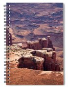 The Needles Spiral Notebook
