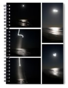 The Night The Moon Fell Spiral Notebook
