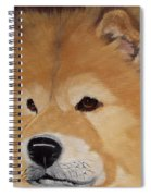The Noble Chow Spiral Notebook