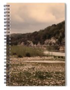 The Nueces River II Spiral Notebook