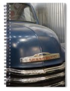 The Ol' Chevy Spiral Notebook