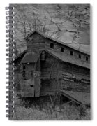 The Old Douglassville Hotel Spiral Notebook