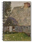 The Old Mulford House Spiral Notebook