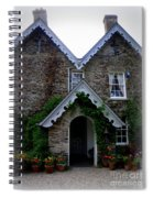 The Old Rectory At St. Juliot Spiral Notebook