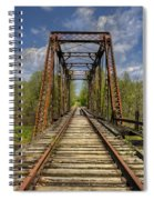 The Old Trestle Spiral Notebook