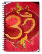 The Omnipotent Aumkar Spiral Notebook