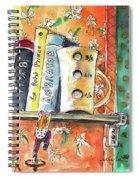 The One Third Mug Spiral Notebook